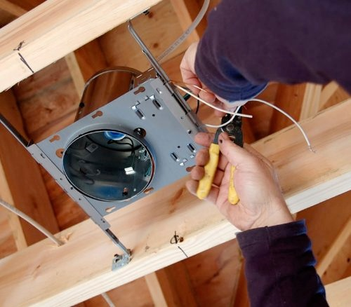 EP Electric LLC Residential Electrician in Bucks County PA